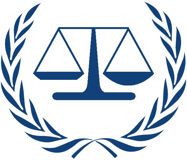 clip free stock International criminal court clip. Logo clipart