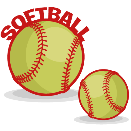 svg royalty free stock free softball clipart softball clip art logo free clipart images