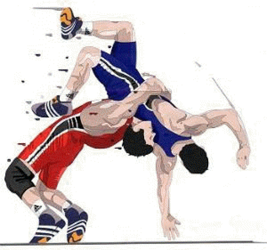 clip art free stock Miamisburg hs schedules . Wrestler clipart youth wrestling