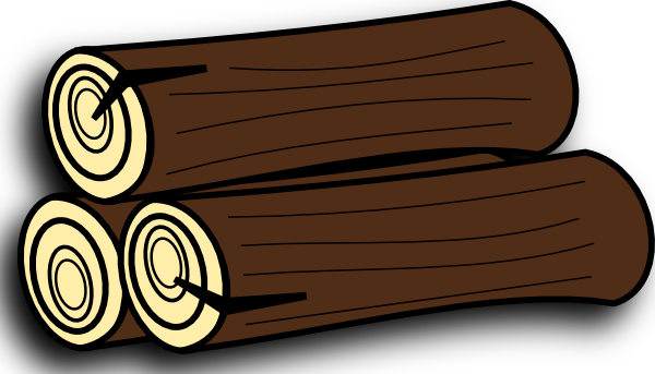 image free stock Wood log plant are. Logs clipart.