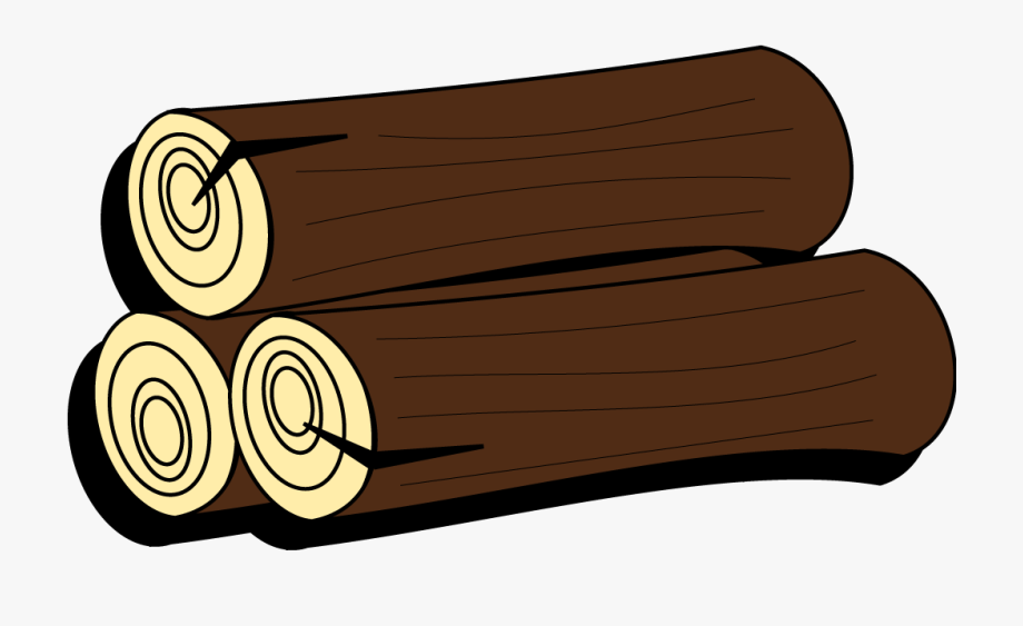 image black and white Logs clipart. Free cliparts on clipartwiki