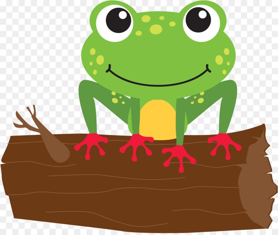 jpg royalty free Logs clipart bird. Green tree frog transparent.