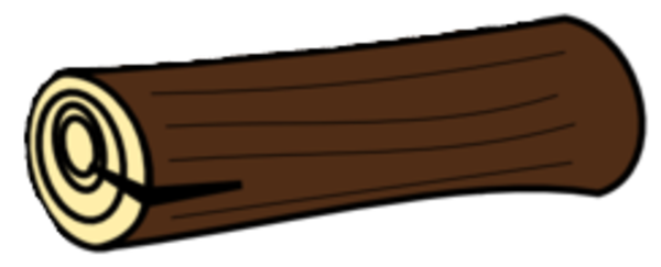 graphic transparent Log Clip Art Free