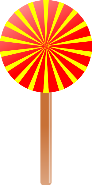 clip art free download Lollipop Clip Art at Clker