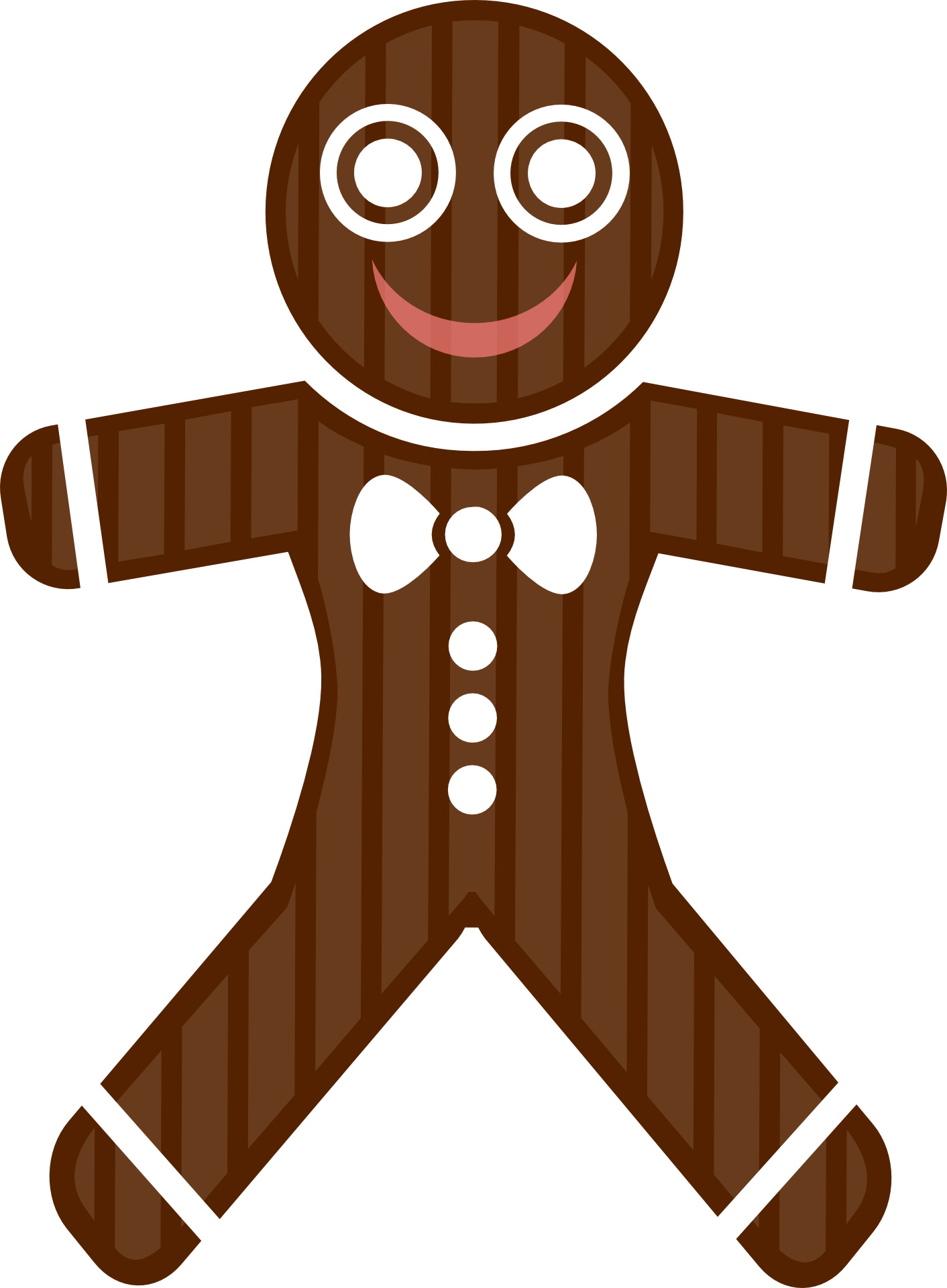 jpg freeuse download Gingerbread House Candy Clipart at GetDrawings
