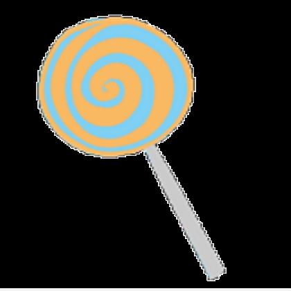 vector library stock Lollipop clipart cutie mark