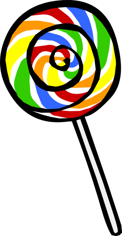 banner stock lollipop clipart lollie #80595161