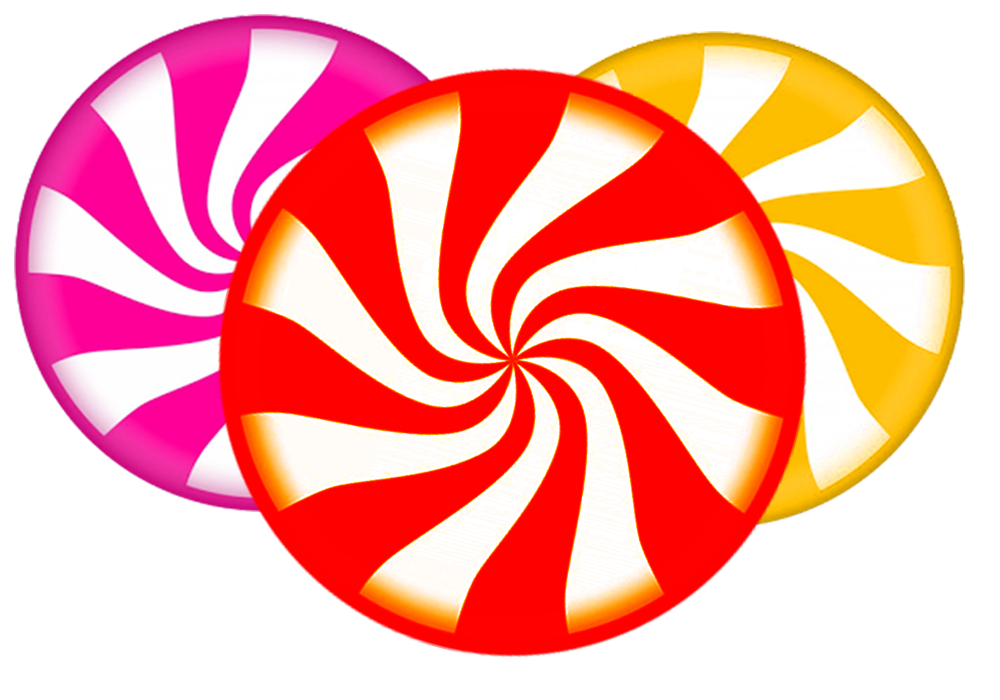 jpg black and white Vector candy round. Lollipop cane clip art