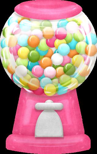 svg royalty free bubblegummachine