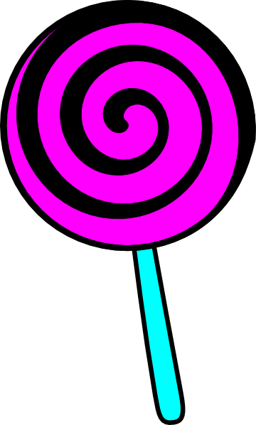 clip art library library Lollipop Clip Art at Clker