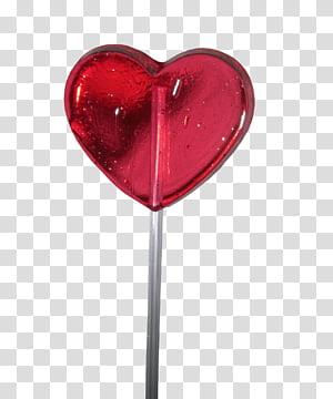 vector transparent Candy hearts transparent background. Lollipop clipart red heart