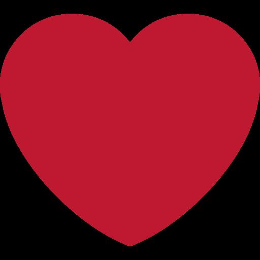 jpg download  emoji twitter twemoji. Lollipop clipart red heart