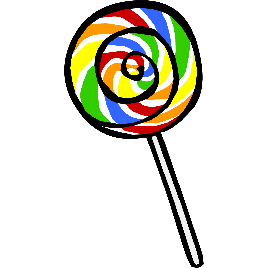library Lollipop clipart. .