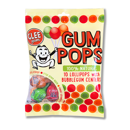 picture free library Glee Gum Pops
