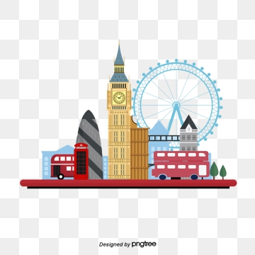 vector black and white stock Images png format clip. London clipart