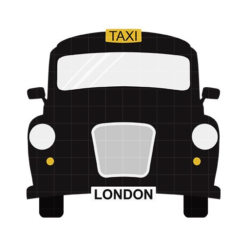 png library download Taxi clip art home. London clipart cab london.