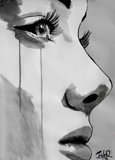 banner black and white loneliness drawing based #137567329