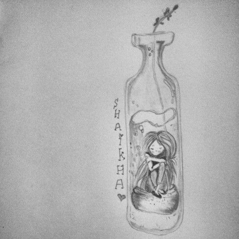 graphic library library Pin on my sketch. Drawing sad lonely
