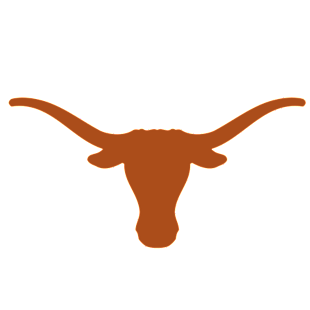 picture Longhorn clipart black and white. Texas long horns logo.
