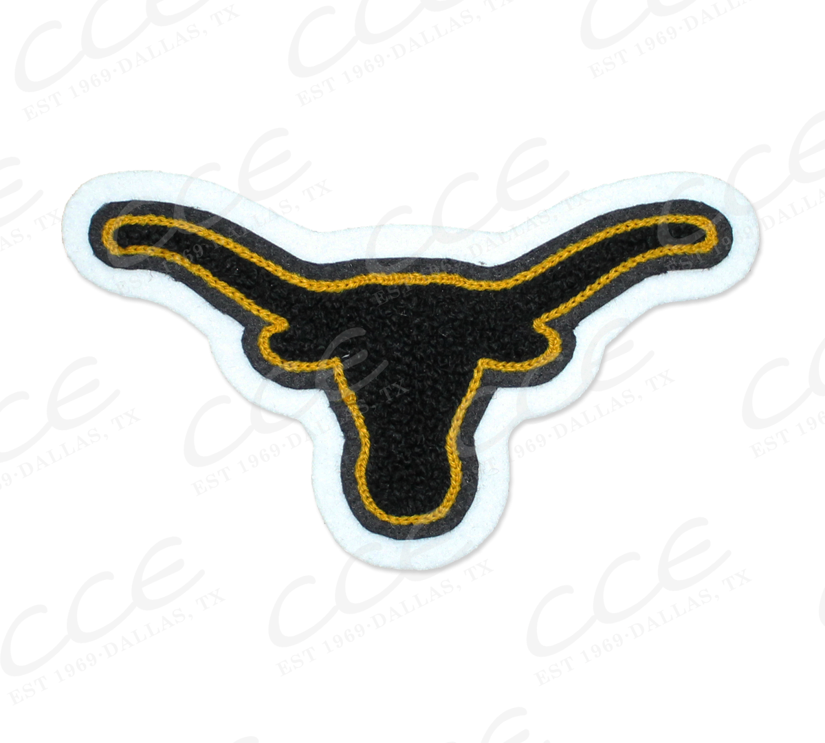 jpg freeuse download Big spring hs mascot. Longhorn clipart symbol.