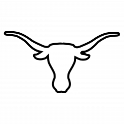 clip art transparent download Texas Longhorn Drawing