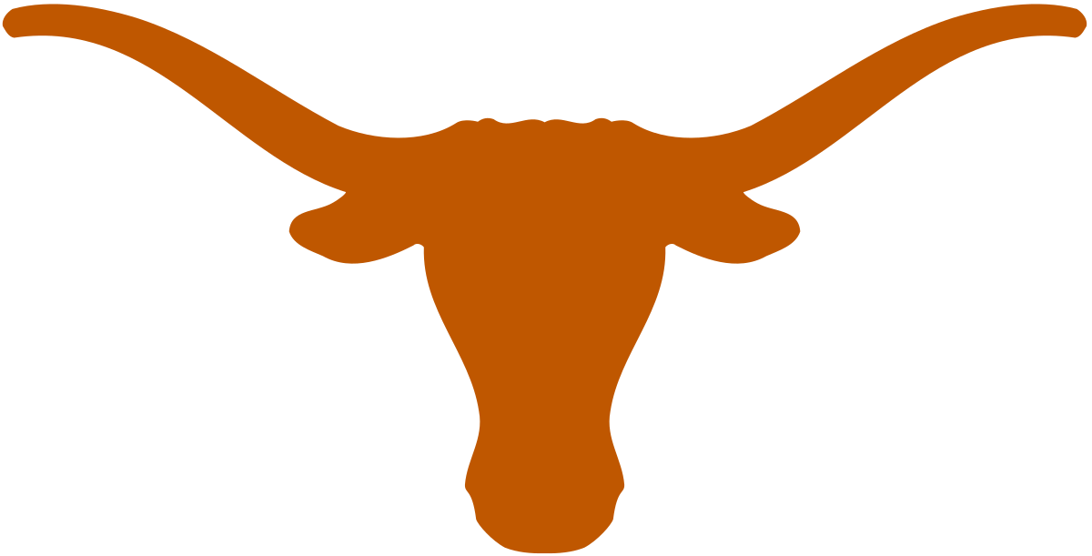 graphic royalty free download longhorn drawing state #99135917