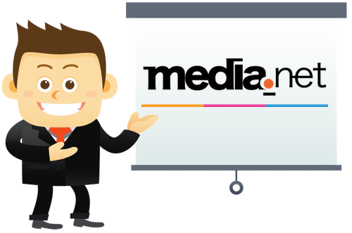 graphic royalty free Media net tutorial the. Look clipart self review.