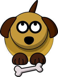 graphic royalty free library Dog up clip art. Looking clipart