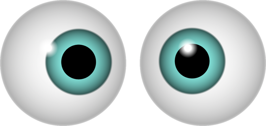 banner royalty free download Scary at getdrawings com. Looking clipart eyes.