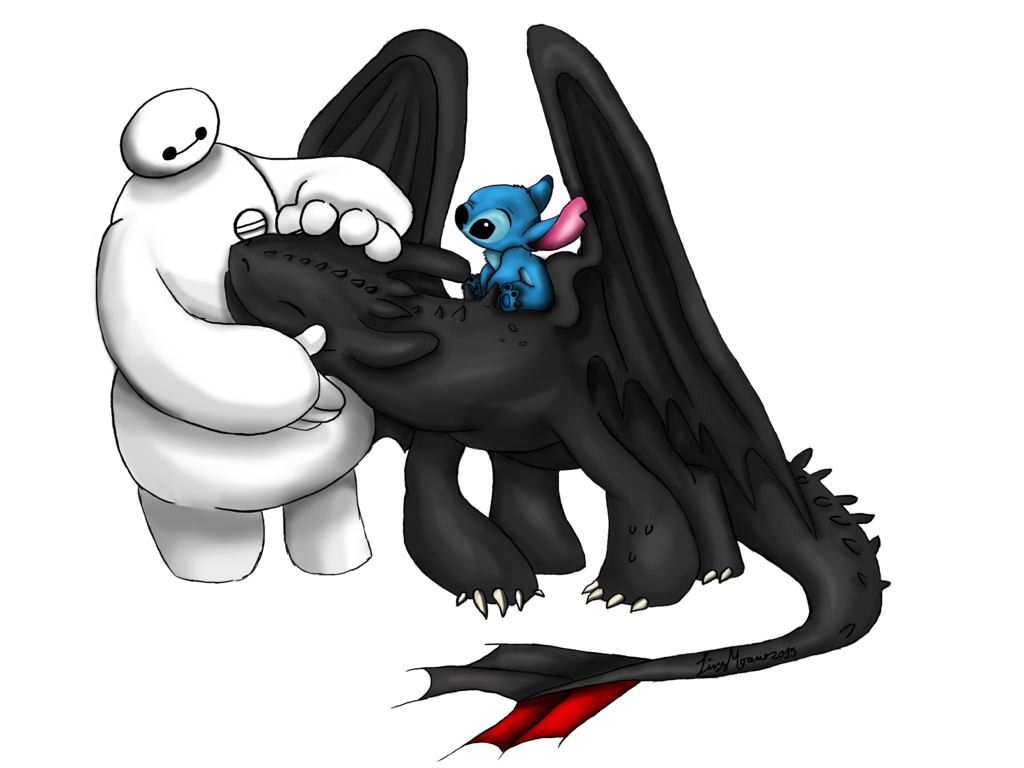 image free stich drawing toothless #115895039