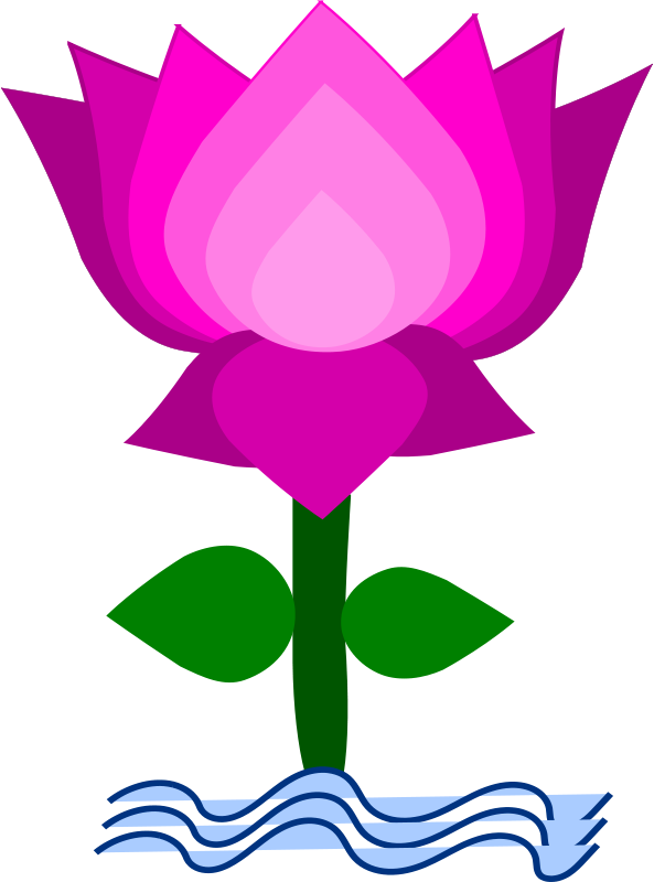 picture free download Clip art flower free. Lotus clipart lotus blossom.