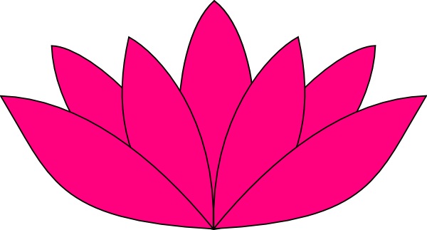 image royalty free download Lotus Flower Picture Clip Art at Clker
