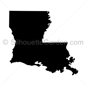 image transparent stock Louisiana clipart. Silhouette clip art download.