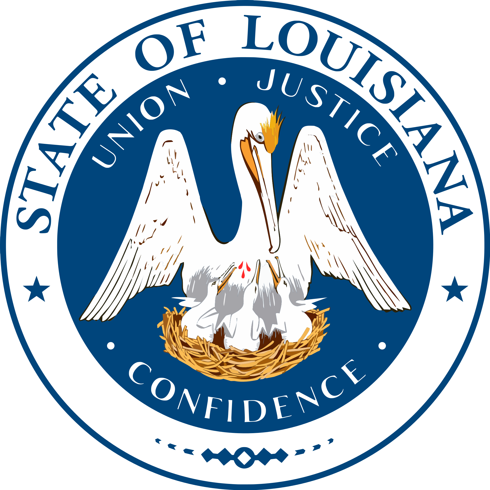 picture royalty free stock Louisiana clipart logo. List of state symbols.