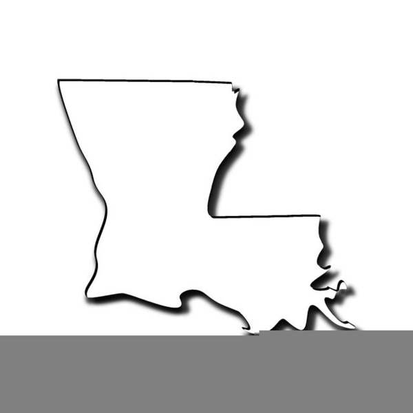 clip royalty free Louisiana clipart strong. Free state download clip.