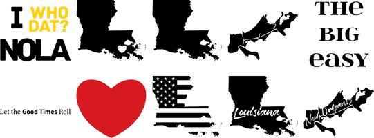 image royalty free Louisiana vector. Free art downloads .