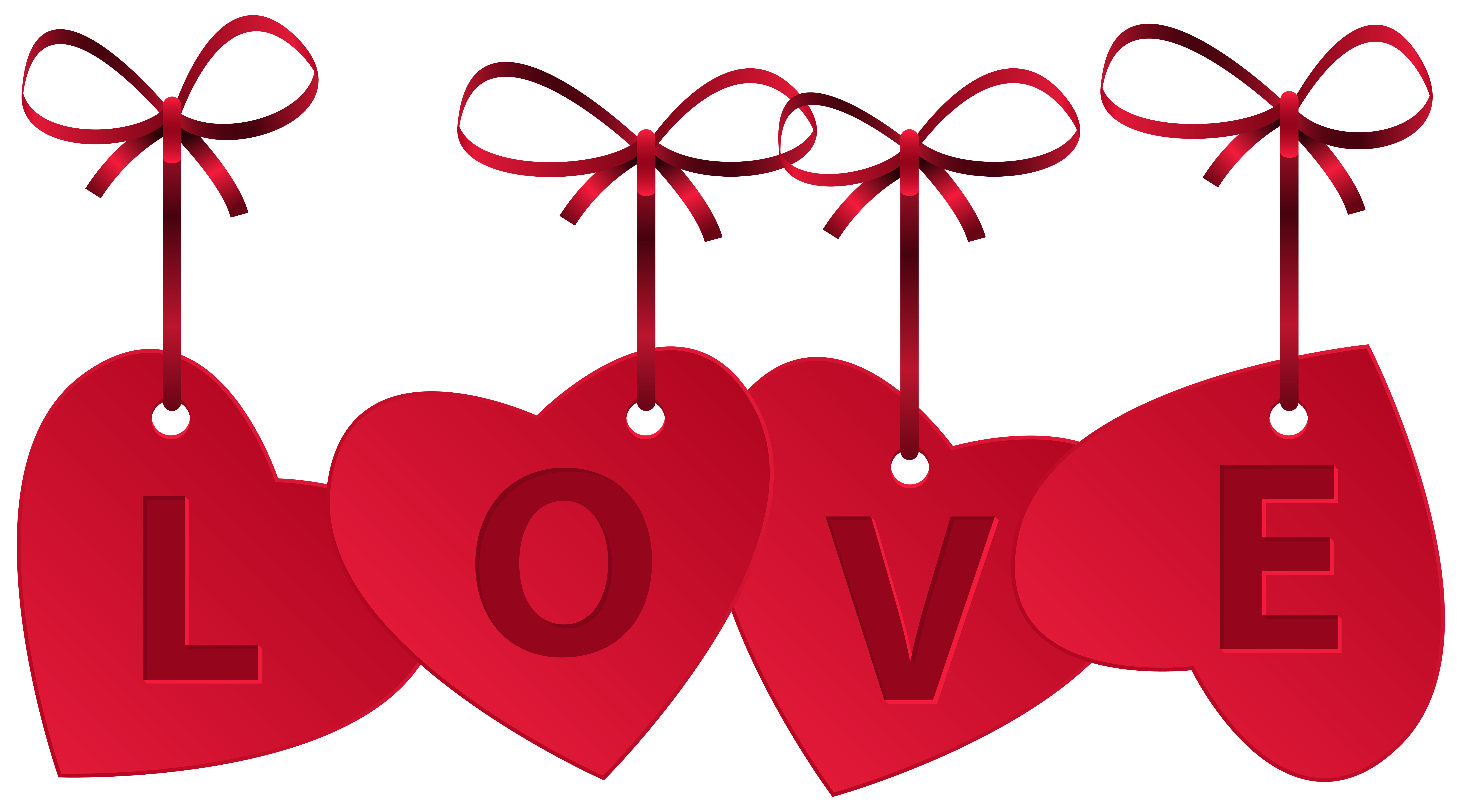 banner library download Love clipart. Hearts with decoration png