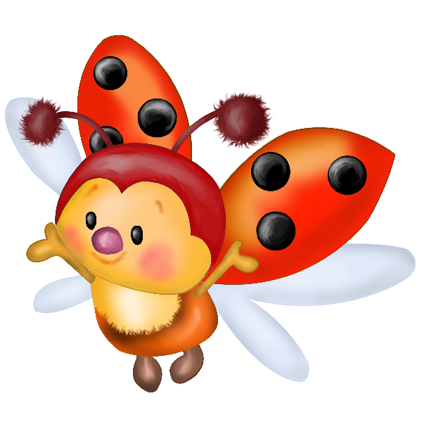 image library stock Images cartoon animals homepage. Love clipart ladybug.