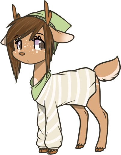 image freeuse library Deer chibi by LittlePinkAlpaca on DeviantArt