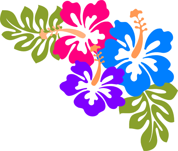 clip royalty free stock Luau clipart. Hawaiian .