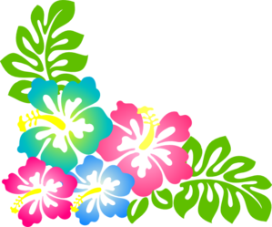 png library library Free clipartix. Luau clipart and borders.