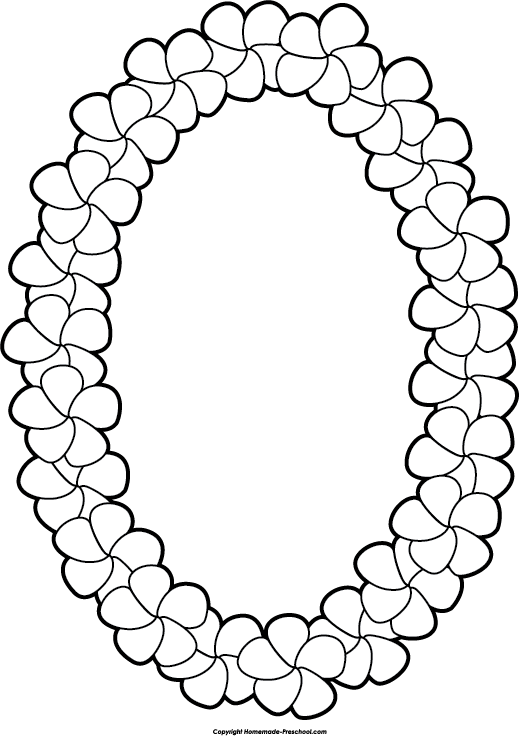 graphic royalty free stock Luau clipart black and white. Free click to save