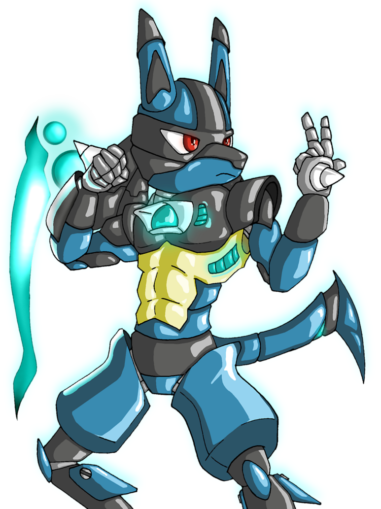 transparent stock Autocated Lucario by Jeticus on DeviantArt