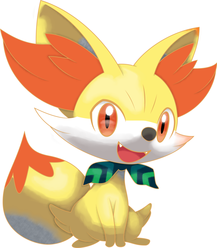 png free stock Fennekin redraw by lunicaura. Lucario transparent pokemon super mystery dungeon