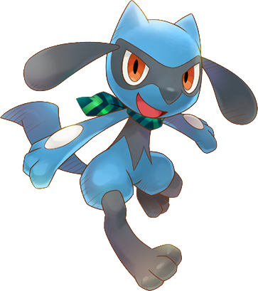 black and white download Riolu . Lucario transparent pokemon super mystery dungeon