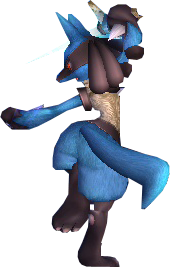 banner transparent library Lucario