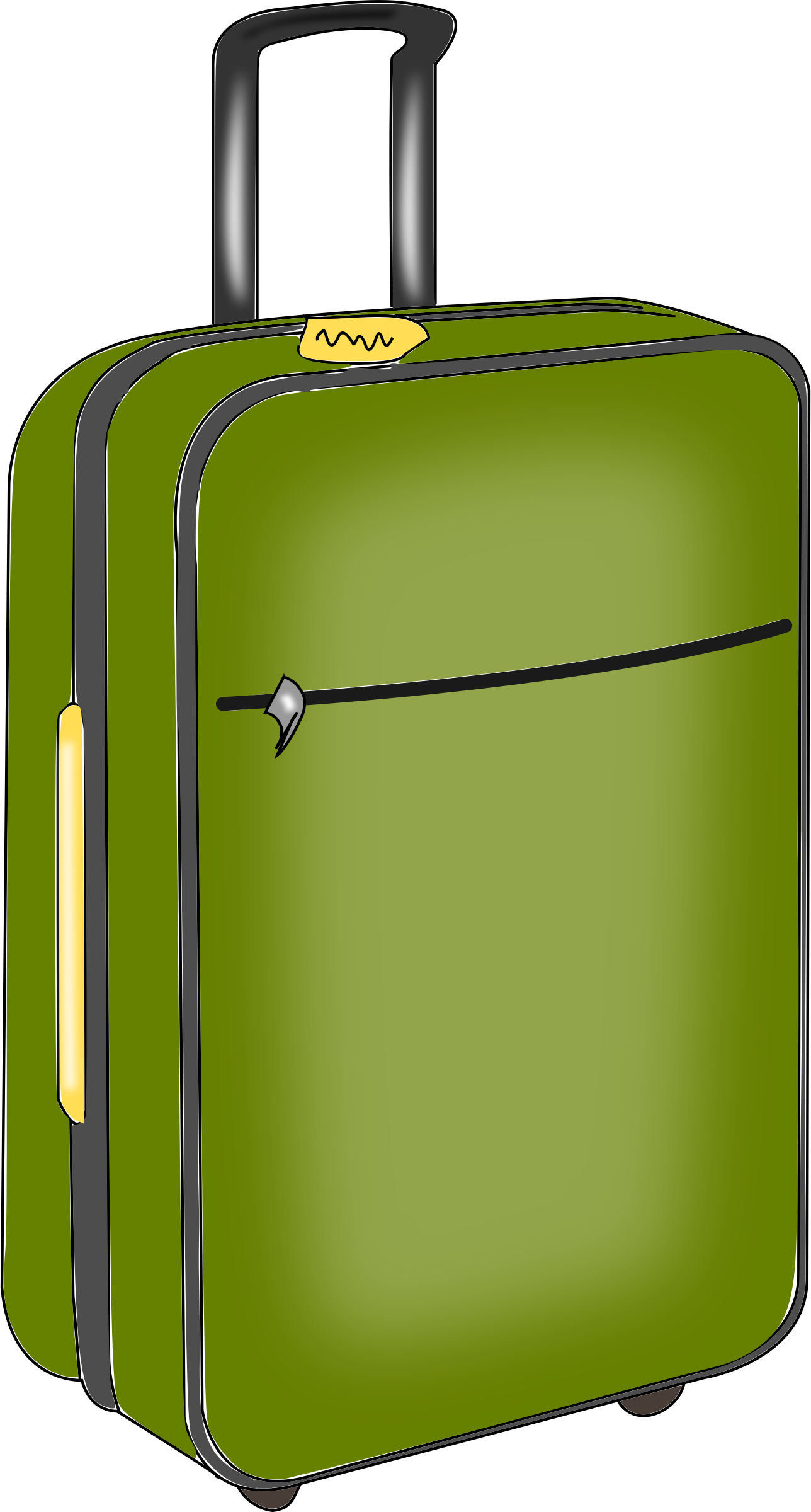 banner freeuse Big image png. Luggage clipart.