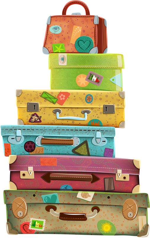 transparent download A ua f hp. Luggage clipart.