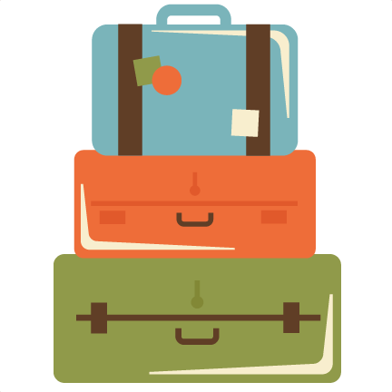 svg download Suitcase free on dumielauxepices. Luggage clipart.