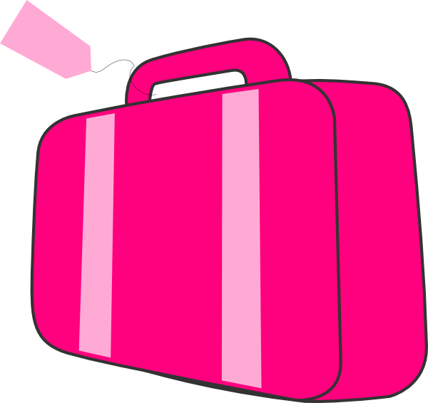vector royalty free library Luggage clipart airport luggage. Suitcase free on dumielauxepices.